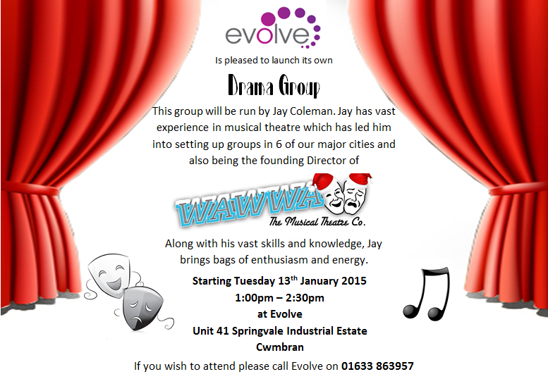 Evolve Drama Group