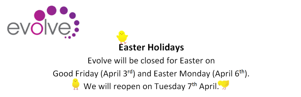 Easter Holiday Note