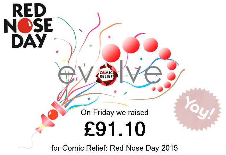 RND2015 Money Raised Poster