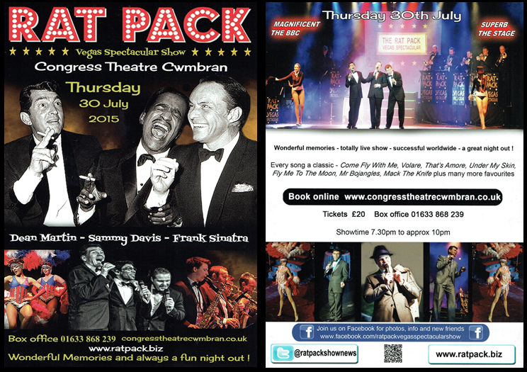 Rat Pack Cover