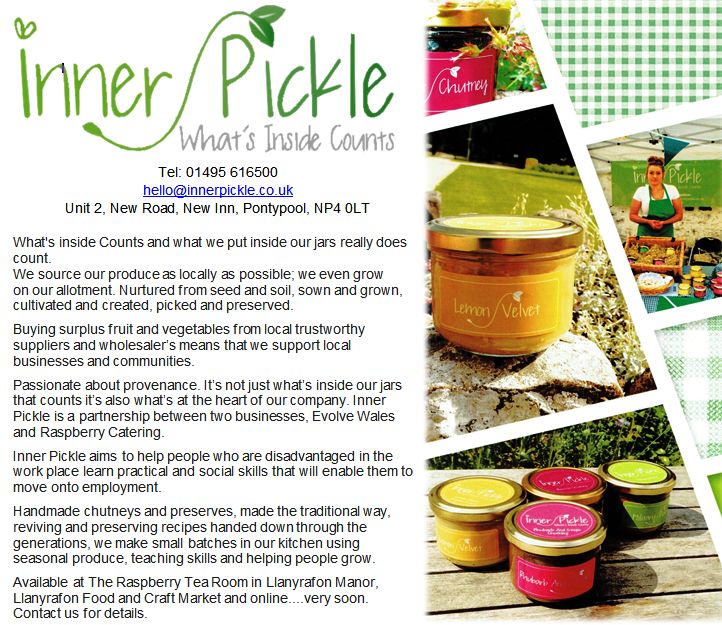 Inner Pickle Web Page
