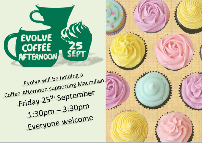 Coffee Afternoon Poster 2015