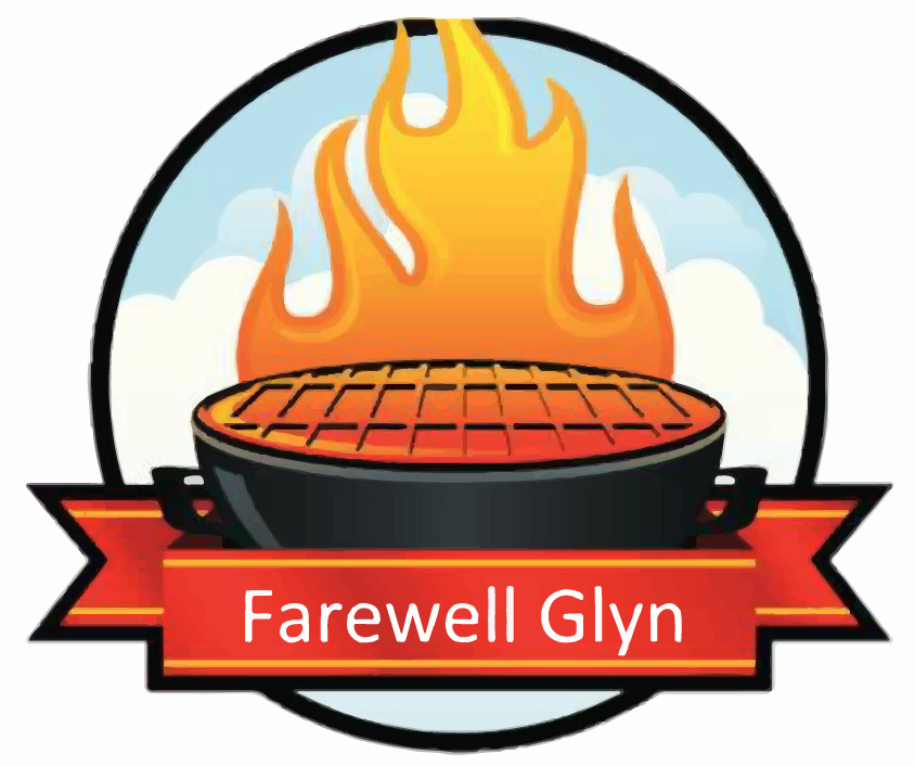 Farewell Glyn Graphic