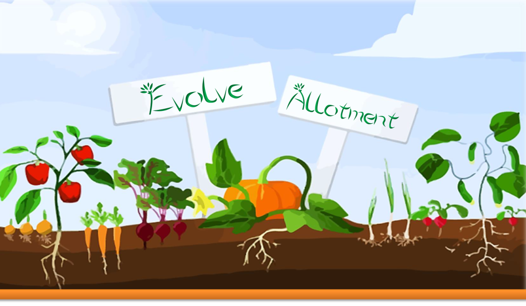 Allotment Page 1 Graphic before text