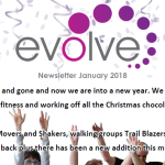Evolve Newsletter January 2018
