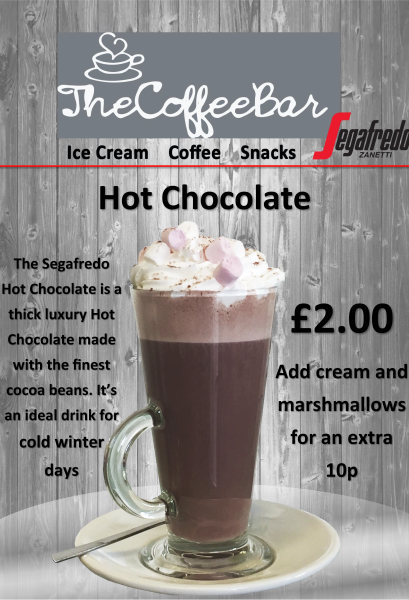Coffee Bar Hot Chocolate
