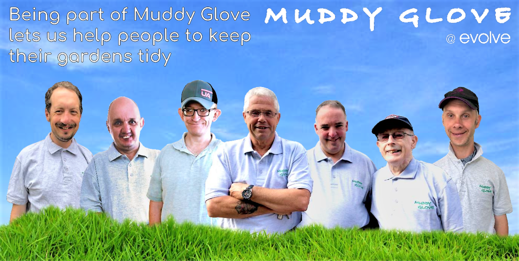 New Muddy Glove Website Slide