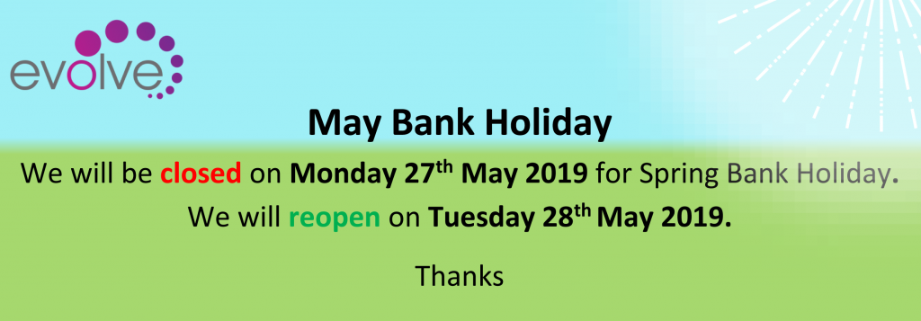Spring Bank Holiday 2019-01