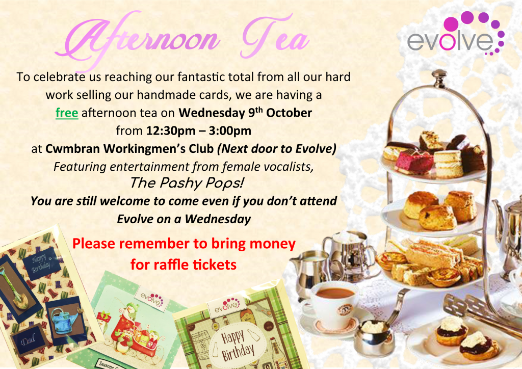 Afternoon Tea 2019-01