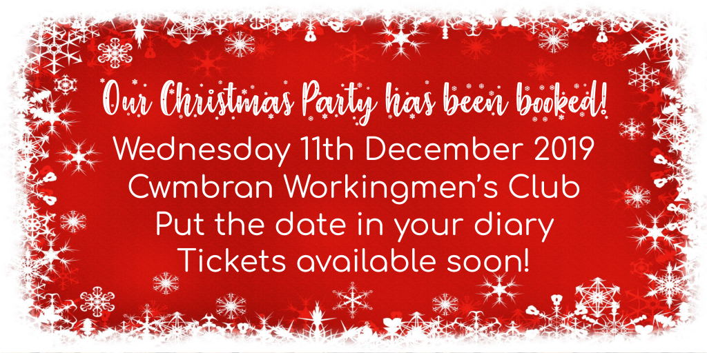 Christmas Party Website Slide